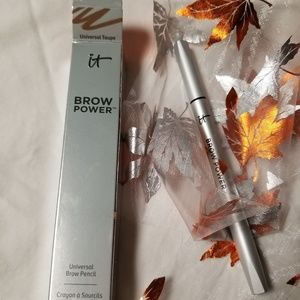 IT Brow Power taupe color, NIB